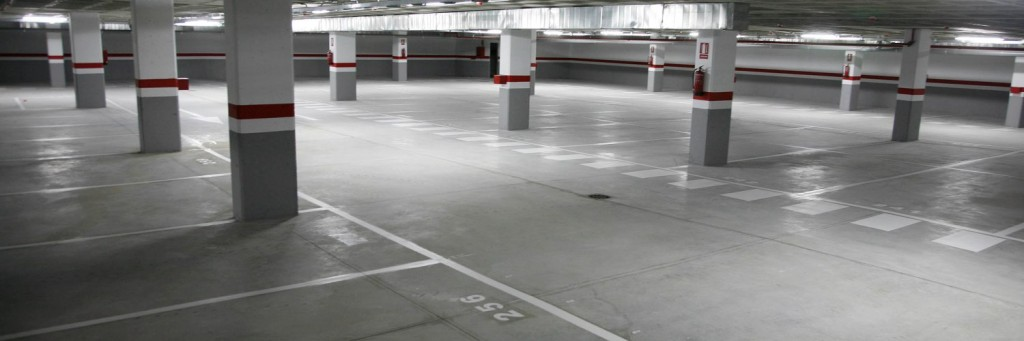 limpieza de parking Neteges D'Or